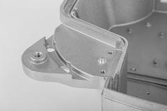 AluGuss Aue & Co. KG - Serienfertigung Formanlage Gerätefuß für Medizintechnik